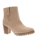 Chaussures femme Top Or: Bottines beige